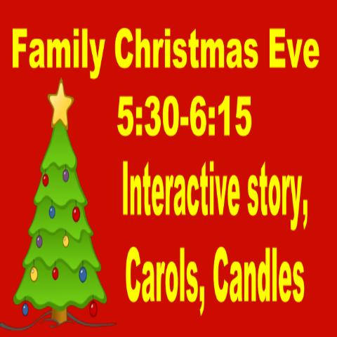 Christmas Eve 5:30